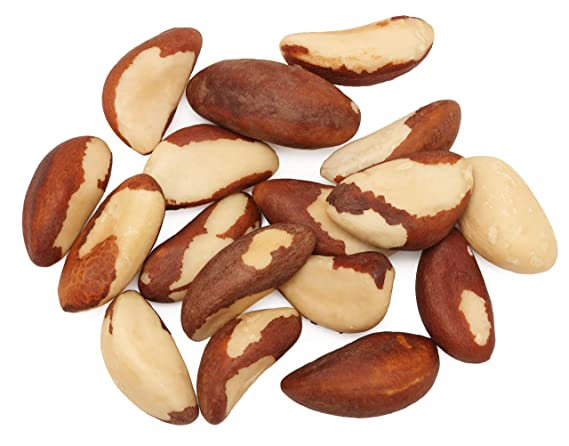Top quality Good typical Shellless Dried Raw Brazil Nuts