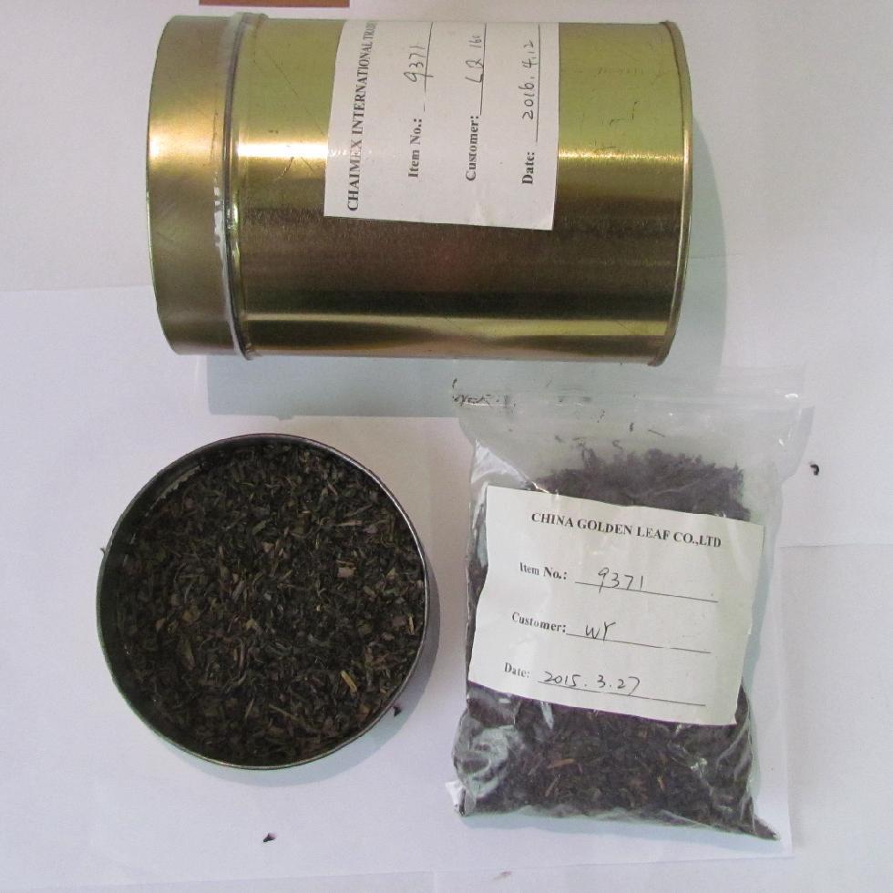 9371A chinese chunmee green tea FOR maroc mali