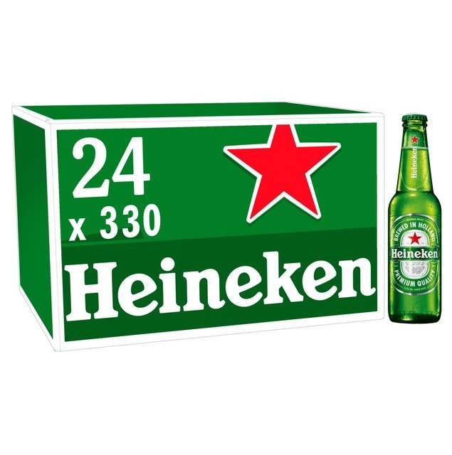Original Heineken 250ml Large Beer