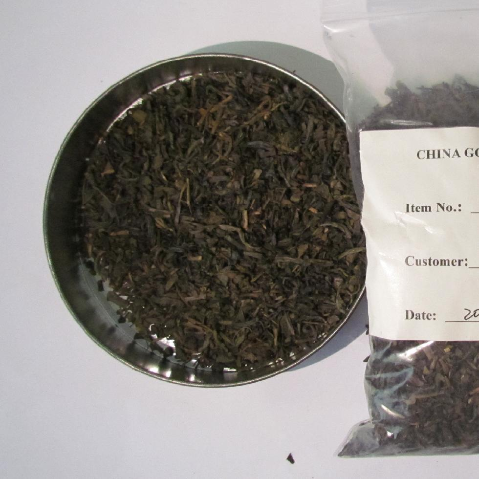 9380 chinese fresh chunmee green tea FOR maroc mali