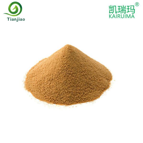 Natural food ingredient malt extract powder