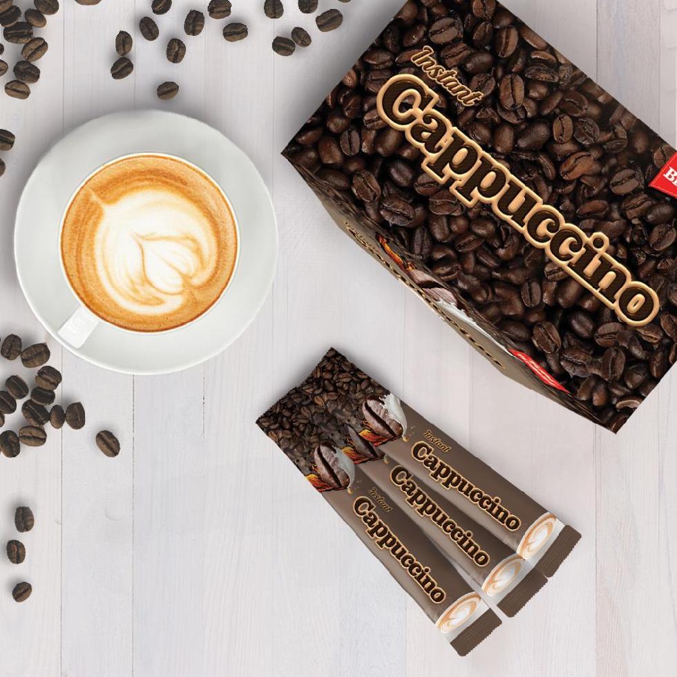 Cappuccino Foaming Creamer