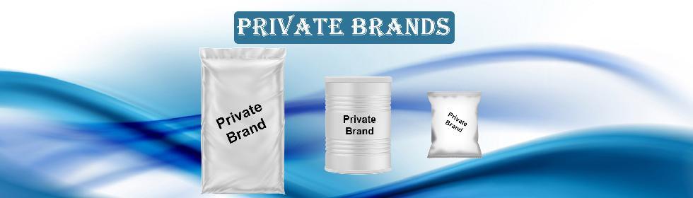 Non dairy creamer with private label
