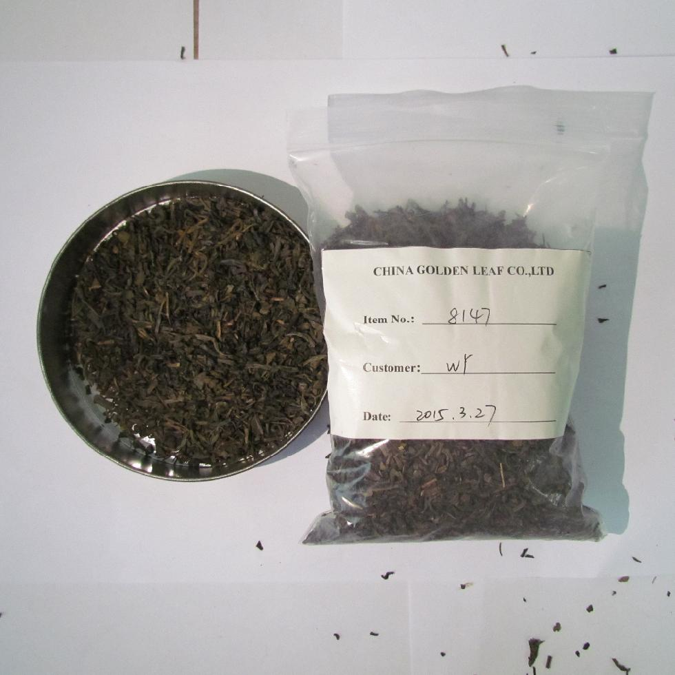 8147 delicious fresh chinese chunmee green tea FOR maroc