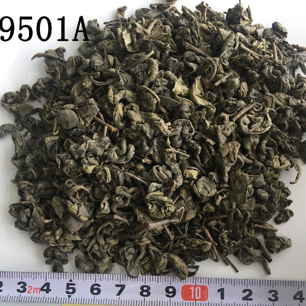 Chinese green tea 9501A export to UZ market