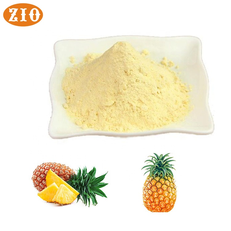 Natural fruit extract organic pineapple flavor juice powder