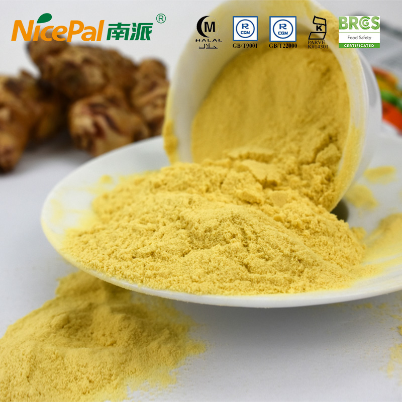 High Quality Ginger Powder Extracts Ginger for Healthy Food