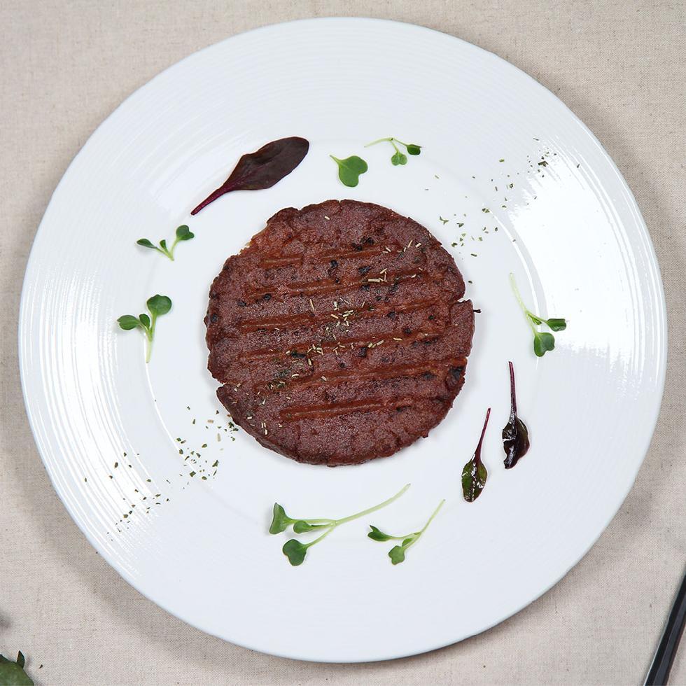 beant soy burger patty