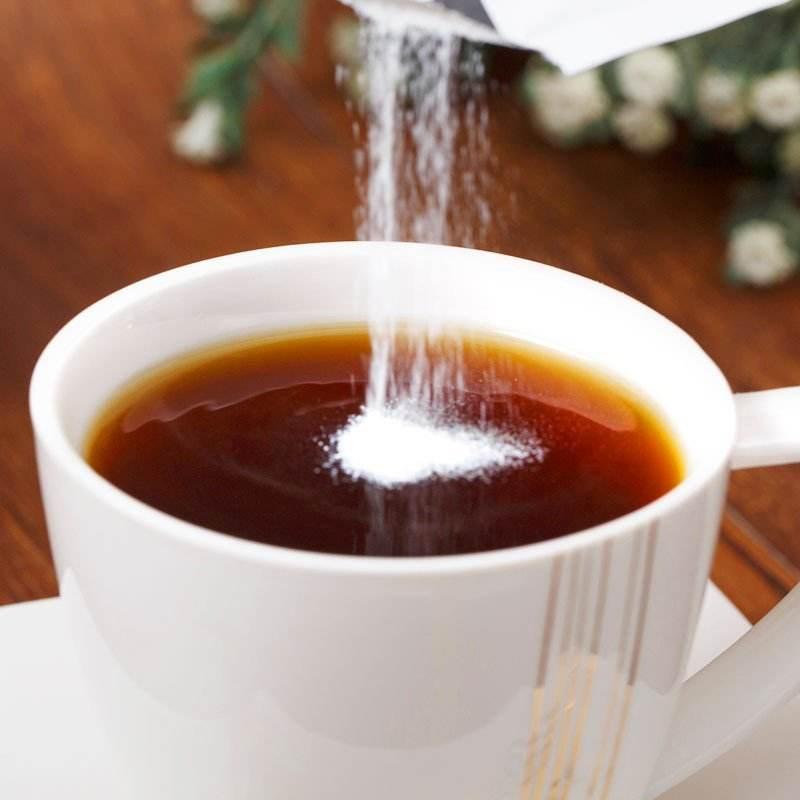 Non dairy tea creamer for tea premix
