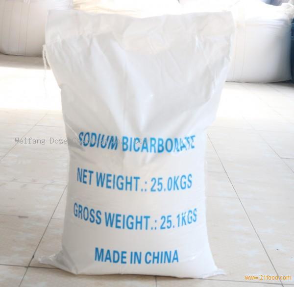 Food Grade Sodium Bicarbonate NaHCO3