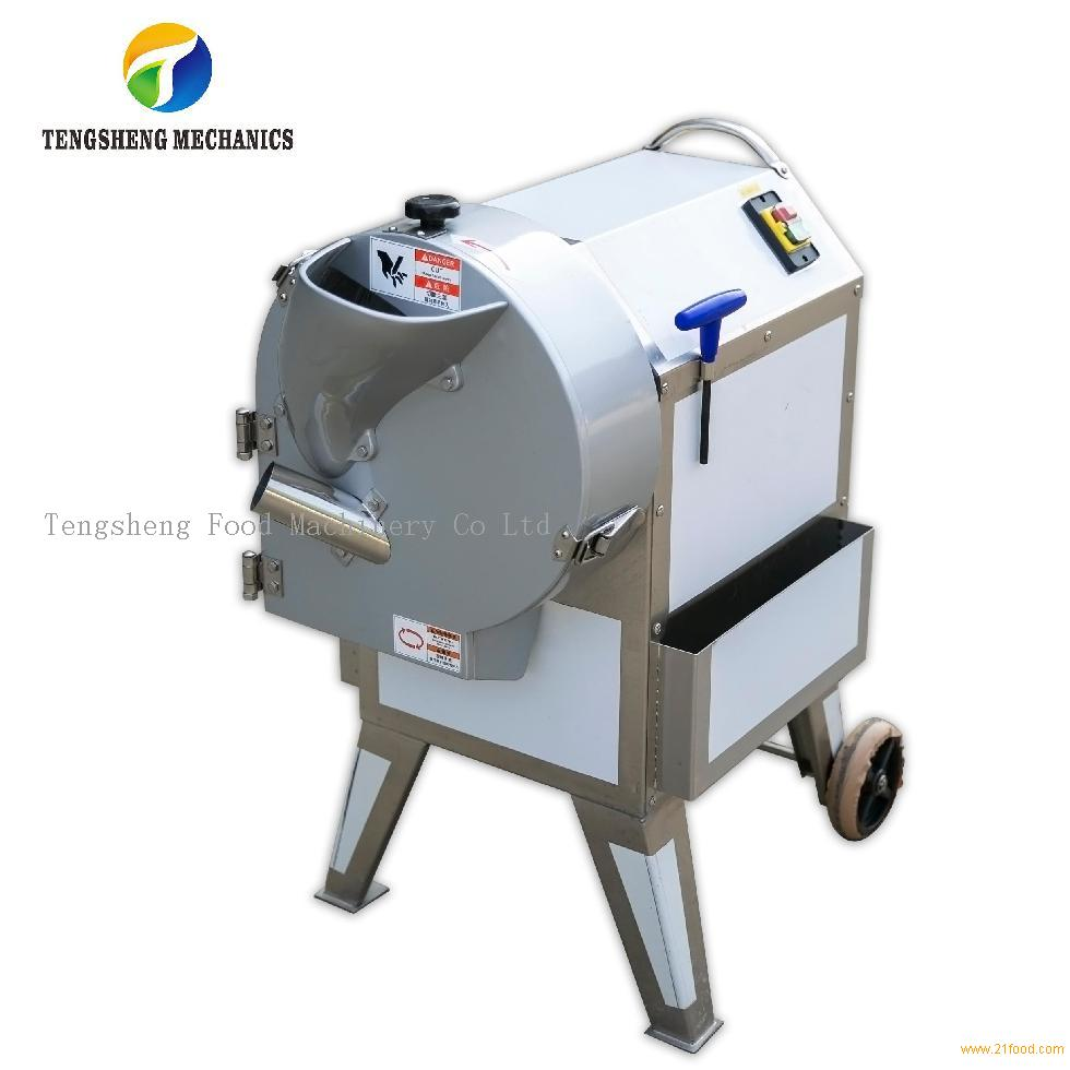 TS-Q112 Multifunction vegetable cutting machine dicing machine