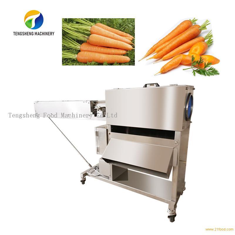 TS-P160 Automatic Vertical carrot peeling machine