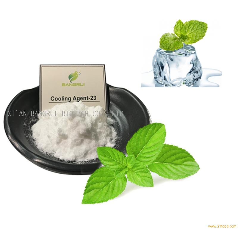 Replace Menthol Super Natural Cooling Agent WS-23 Powder