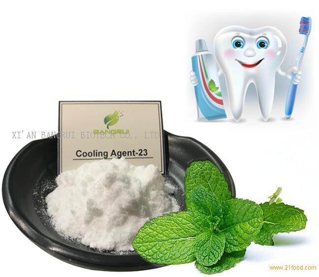 Free Sample Natural Cooling Agent WS-5 Powder