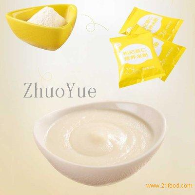 organic rice baby powder