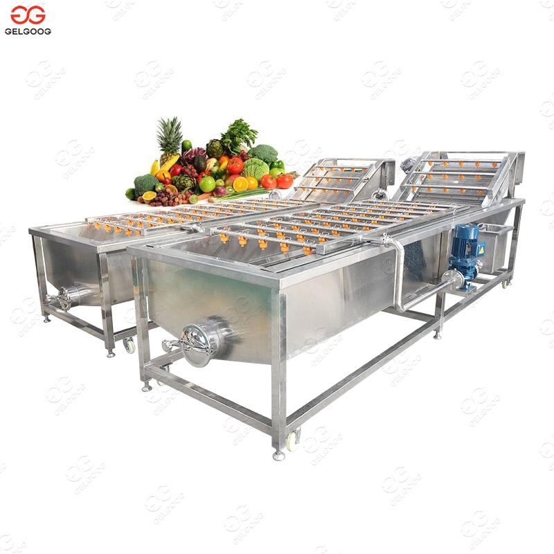 Automatic Fruit and Vegetable Washing Machine