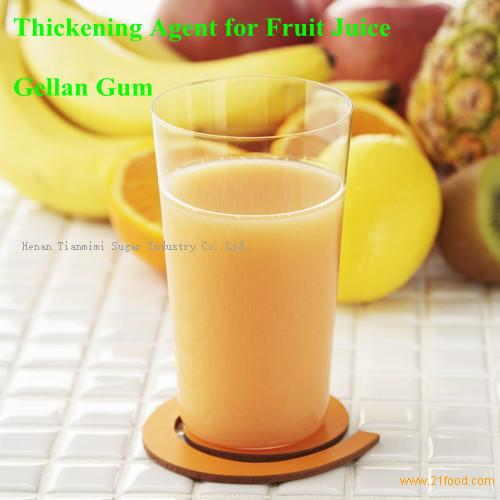High Transparency Suspending Agent Gellan Gum for Drinks