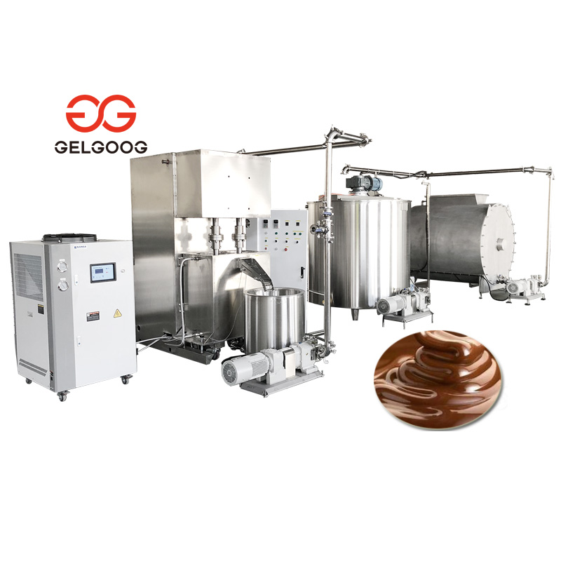 Automatic Chocolate Bar Making Production Line for Sale