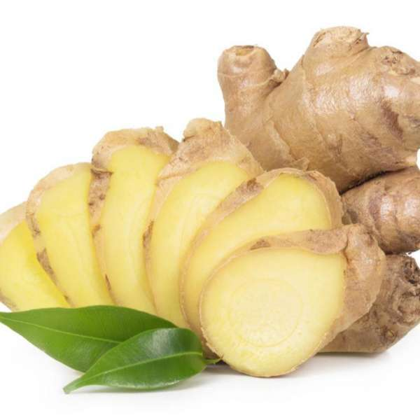 Quality fresh ginger for export