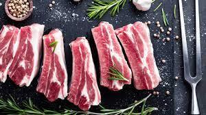frozen pork carcass 6 way cuts for sale