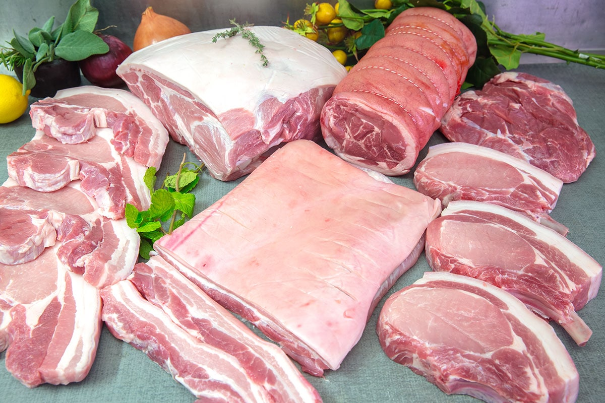 pork legs for sale
