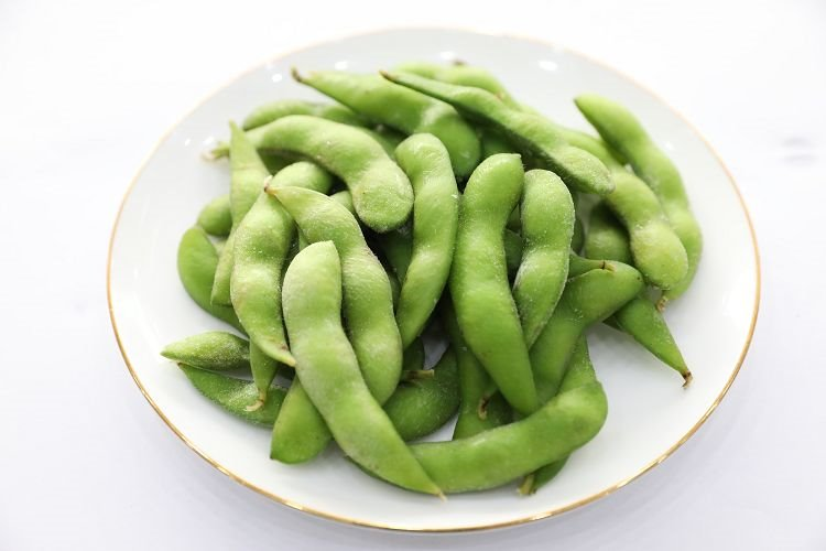 Frozen Soy bean
