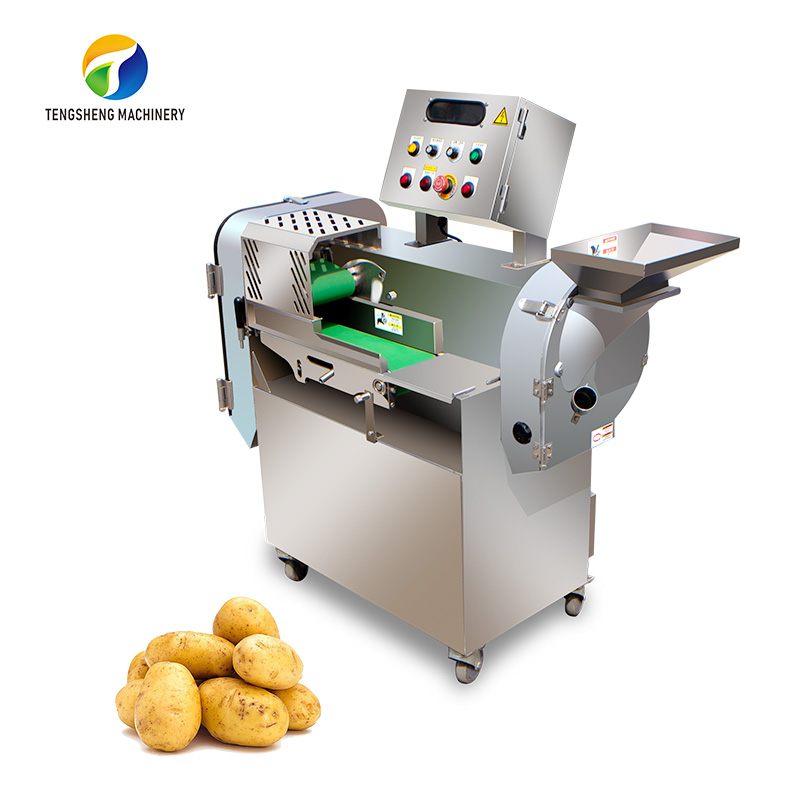 Multifunction Double-End Automatic Vegetable Cutting Machine TS-Q118A