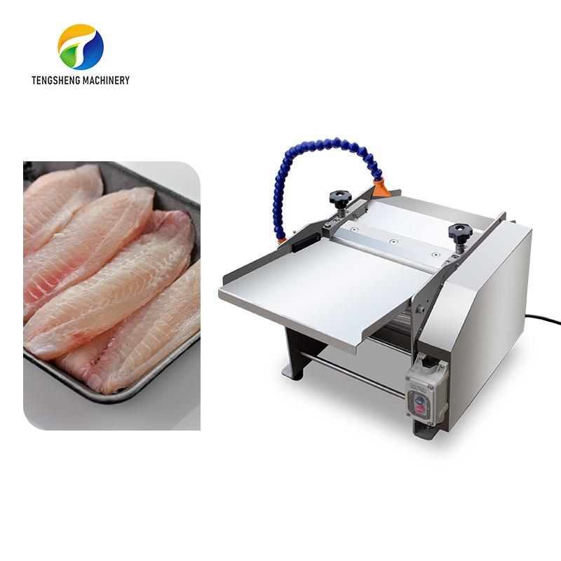 Automatic Fish Skin Removing Machine Tilapia Peeling Machine Squid Peeler Machine TS-SC1500