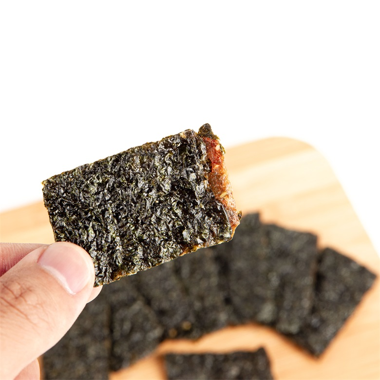 32g Nutritive Instant Meat Topping Seafood Seaweed Snack
