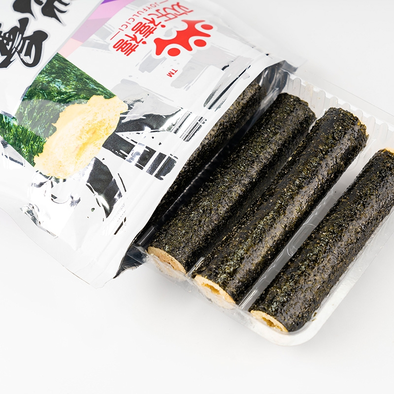 45g Instant Original Nori Energy Bar Seaweed with FDA