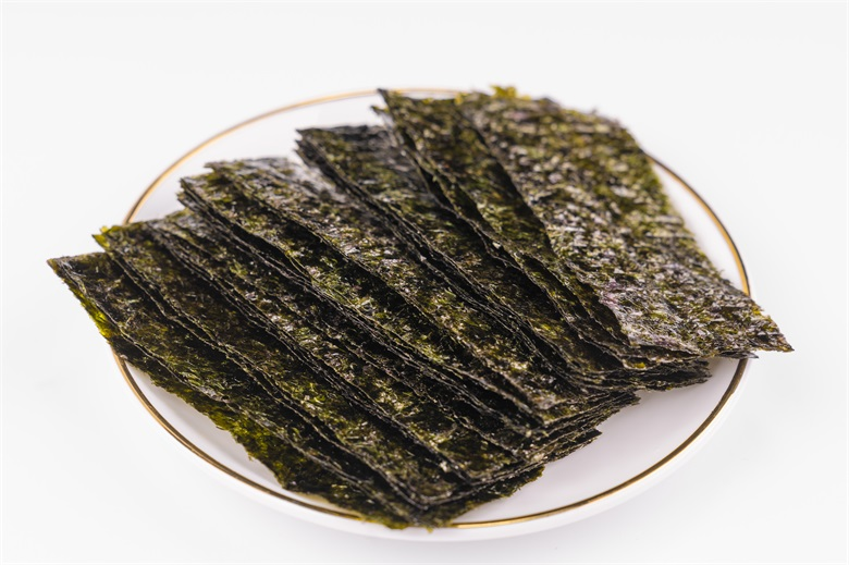 3G Original Instant Traditional Seasoned Seaweed for Sweetie