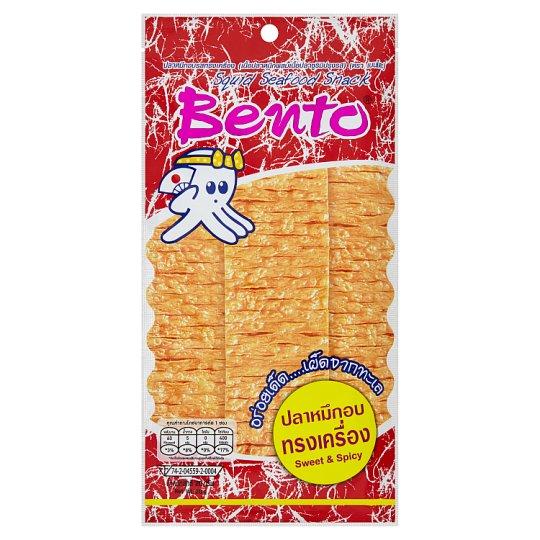 Bento squid snack