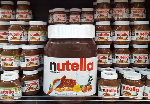 NUTELLA CREAM CHOCOLATE 230G, 350G AND 600G
