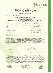 NOP Organic