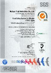 FSSC22000 CERTIFICATION