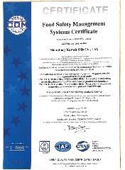 FSMSC - ISO 22000