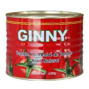 new batch 2200g HO canned tomato paste