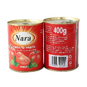 28-30% brix 400g canned tomato paste