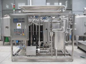 plate type pasteurizer