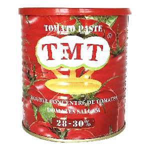 850g Canned Tomato Paste with High Quality