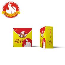 Best food supplier seasoning halal chicken stock cube for sale