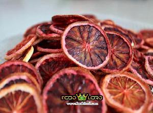 Dried Blood Orange Slice