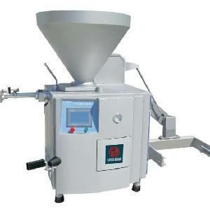 Vacuum  Sausage Making  Machine