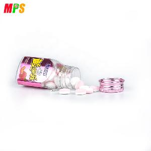 OEM Sugar Free Mint Fresh Breath Peppermint Candy in box Mints/Lemon Flavor