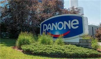 Adapting to the COVID world, what new actions has Danone made to promote global growth?