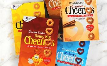 General Mills brings back heart-shaped Cheerios in new flavours