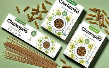 Chickapea introduces new 'veggie-packed' pasta