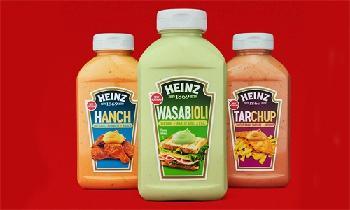 Kraft Heinz Canada releases mashup condiments