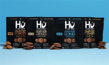 Hu debuts grain-free cookies with no added sugar