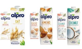 Danone launches Alpro drinks production in Russia
